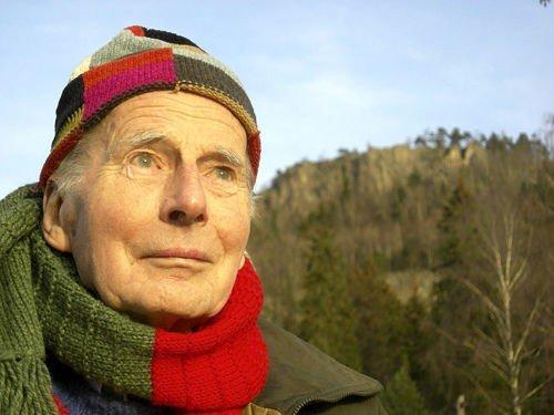 Arne Næss døde mandag kveld.