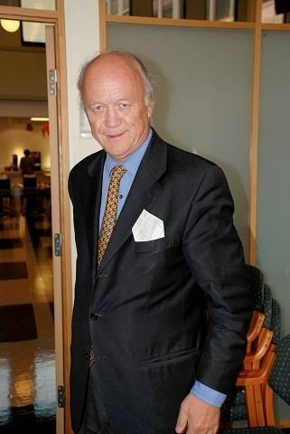 UROLIG: BU-leder Bjarne Ødegaard (H).