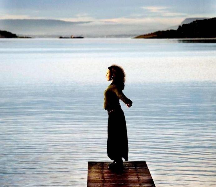 Jeg føler en tilknytning til havet, sier Kristin
