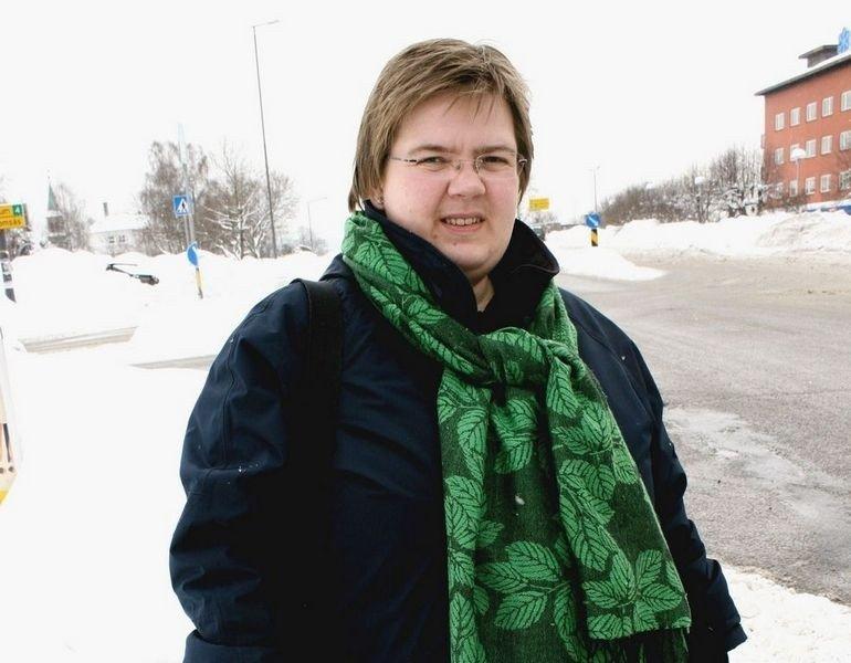 Leder av Grorud Venstre, Linn Beate Kaald Thoresen, vil gi kino til beboerne i området.