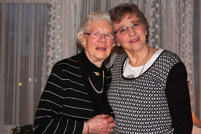 Lillian og Marit møtes på en måte som kunne fått hvem som helst til å tro at de hadde kjent hverandre livet igjennom.