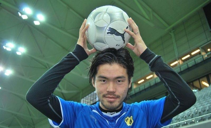 HIGH TEKNISK: Daigo Kobayashi (26) er Stabæks nye magiker.