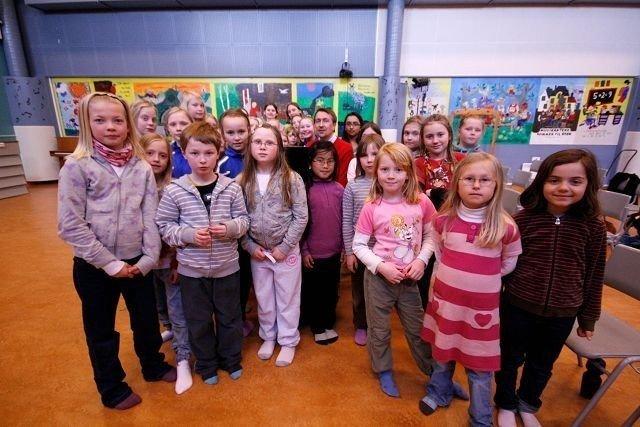 GT-koret holder festforestilling i Fellesskapshuset på Abildsø førstkommende lørdag klokken 15.