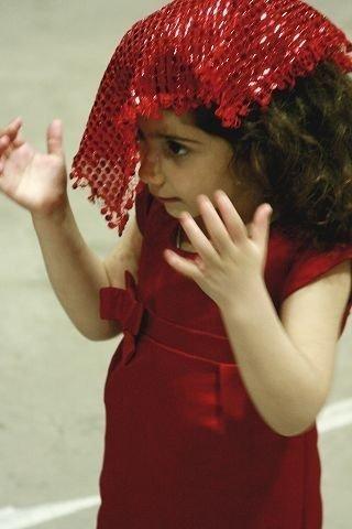Ezo Dilan Sarikaya storkoste seg og danset.