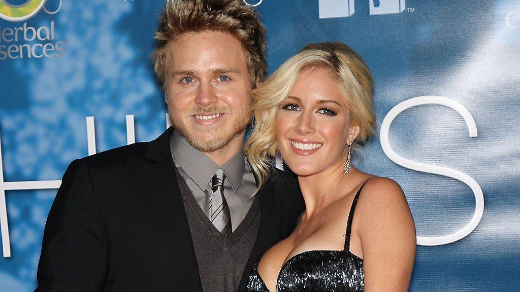 FORFERDELIGE: Spencer og Heidi i The Hills topper listen over par vi elsker å hate på TV.