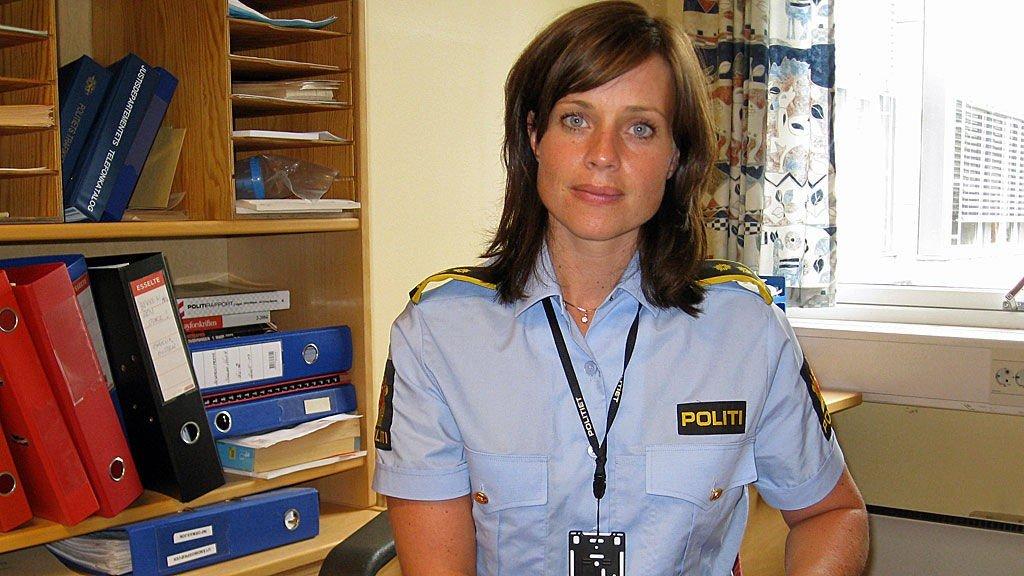 Politiadvokat Iren Johnsen Dahl, Kongsvinger politistasjon