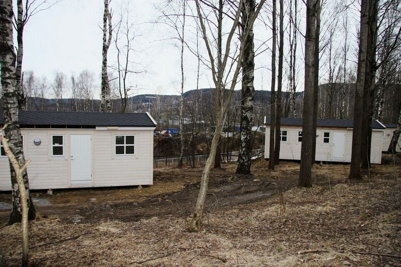 Hytta hvor en 20 år gammel kvinne skal ha blitt voldtatt, ligger i området hvor kommunen har etablert «Flexbo-prosjektet».