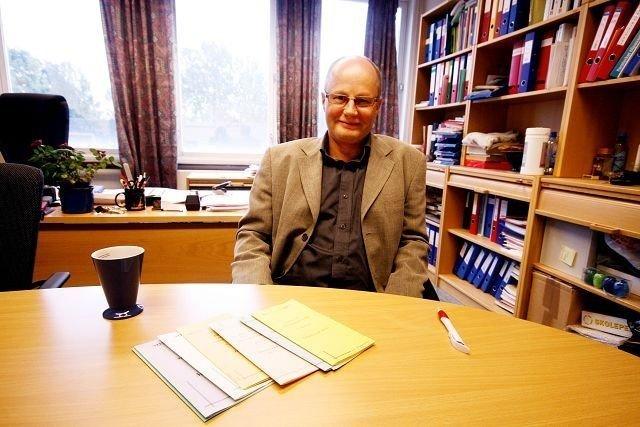 Morten Sesseng ser tilbake på åtte spennende år som rektor ved Munkerud skole. Nå gleder han seg til å ta fatt på ny jobb ved Bøler skole.