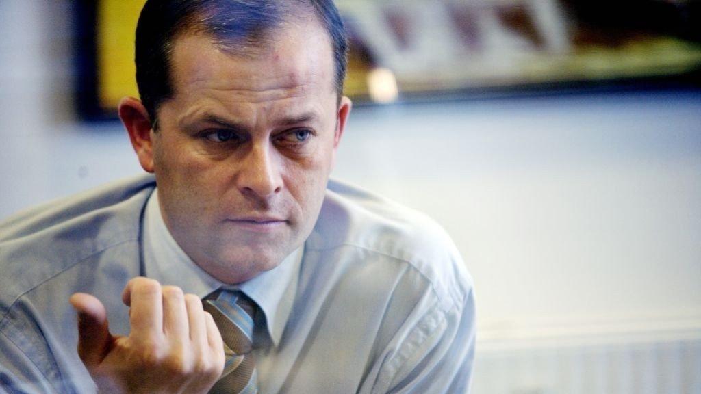 Administrerende diretør Jens Høyer i det danske meglerhuset E*Trade Etrade