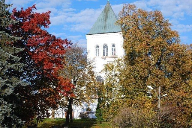 Det blir konsert i Ullern kirke på søndag. FOTO: VIDAR BAKKEN
