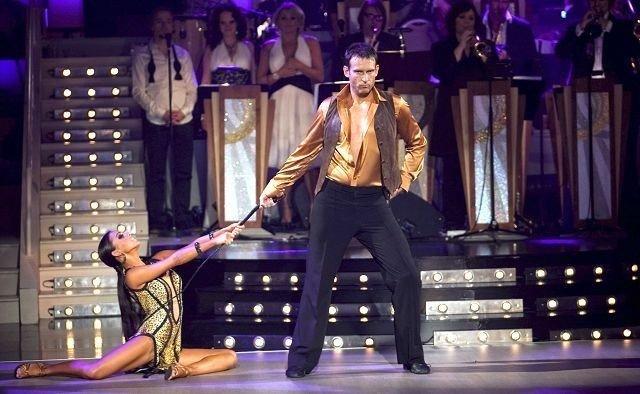 """Økern-beboer Carsten Skjelbreid har danset seg fram til å bli en av favorittene i årets utgave av """"Skal vi danse"""" på TV2. FOTO: Thomas Reisæter"""