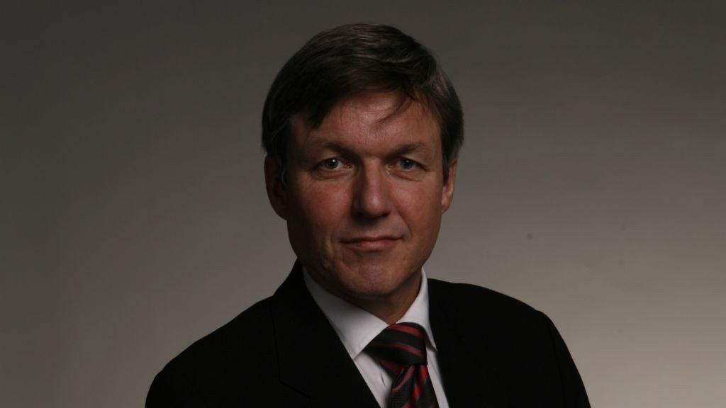 Anker Jan Ove Ekeberg i TV 2 Nyhetskanalen