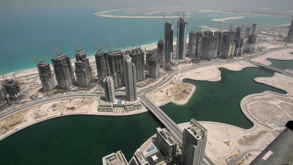 Dubai, byggeprosjekt