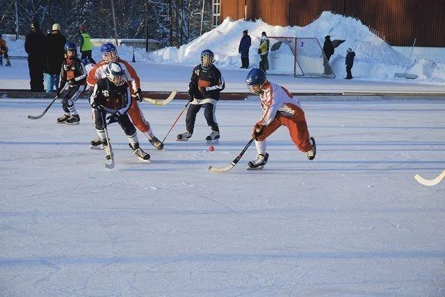 Kampen mellom Ready3 og Ullern i gutter 97 var en av mange dueller under helgens cup. Foto: Vidar Bakken