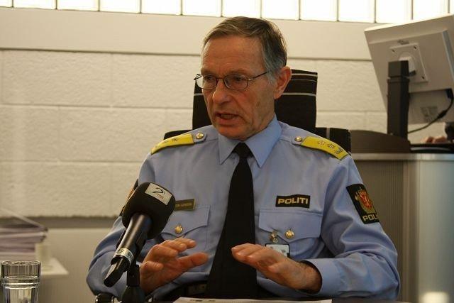 Anstein Gjengedal, politimester i Oslo, presenterte krimstatistikken for 2009 tirsdag. Flesteparten av alle anmeldelser i Oslo dreier seg om vinningskrim viser tallene.