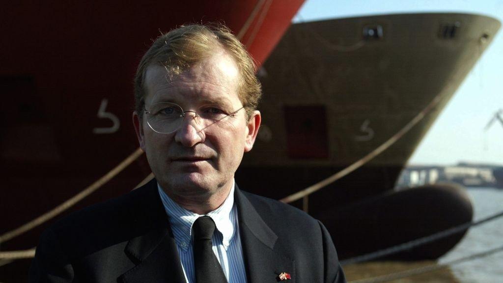 Administrerende direktør Morits Skaugen i IM Skaugen IMSK