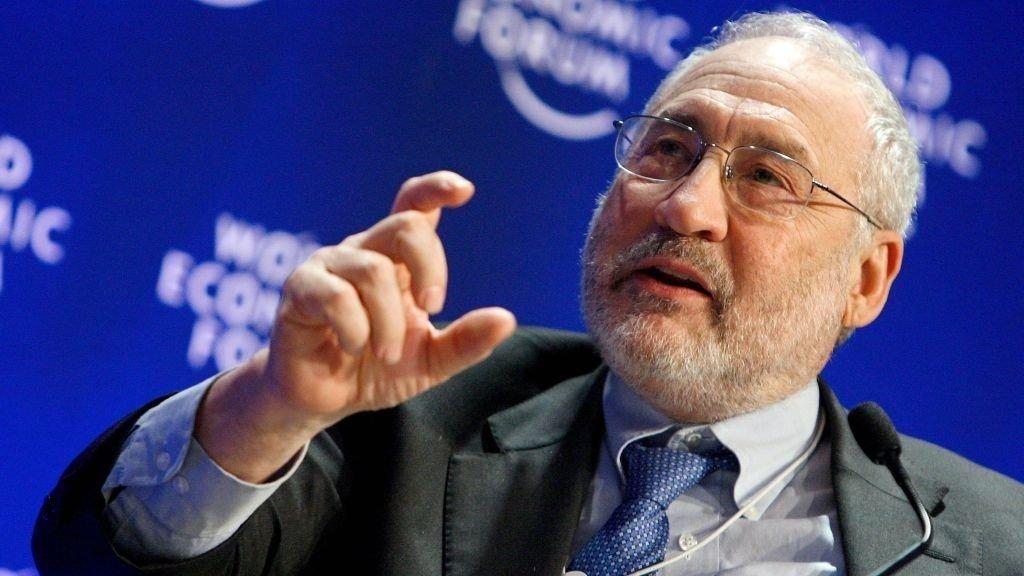 Professor, nobelprisvinner i økonomi, Joesph Stiglitz