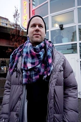 Hans-Petter Rode er utekontakt i Bydel Gamle Oslo. Han mener barnefattigdommen er urovekkende. ARKIVFOTO