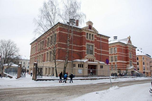 Den franske skolen ligger i Colbjørnsens gate. Foto: Anne Marie Huck Quaye