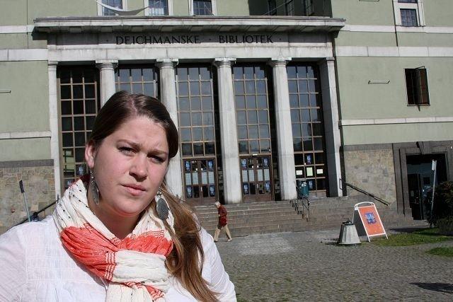 BU-leder på St. Hanshaugen, Torunn Kanutte Husvik (Ap) mener de tar ansvar for sosiale problemer. ARKIVFOTO