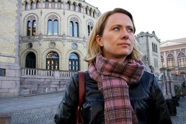 Sosialbyråd Anniken Hauglie (H) mener SV gir et feilaktig inntrykk av Oslo som en delt by. FOTO: HEGE BJØRNSDATTER BRAATEN
