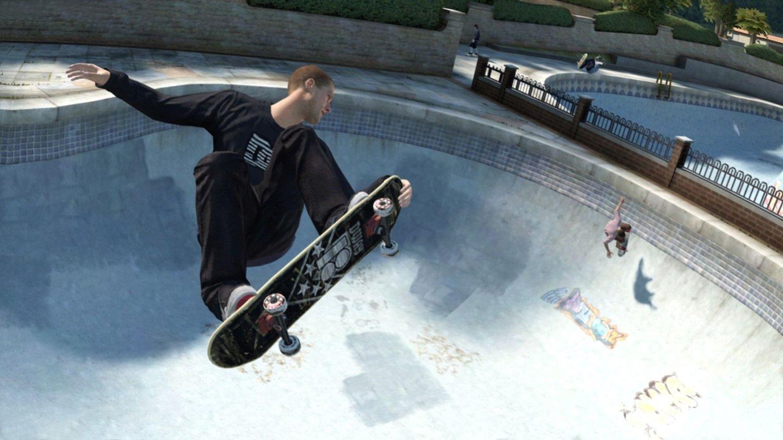 Om du digger vertramps, pools eller rails - Skate 3 er rene skateparadiset.