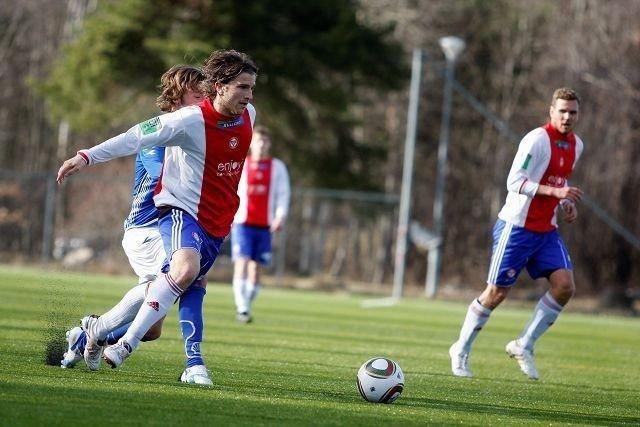 Ute av cupen: Christoffer dahl og KFUM/Oslo har spilt ferdig i årets NM.