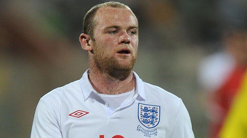 01d2dfeb WAYNE ROONEY , TERJE HAUGE - Er Rooneys oppførsel grei nok?