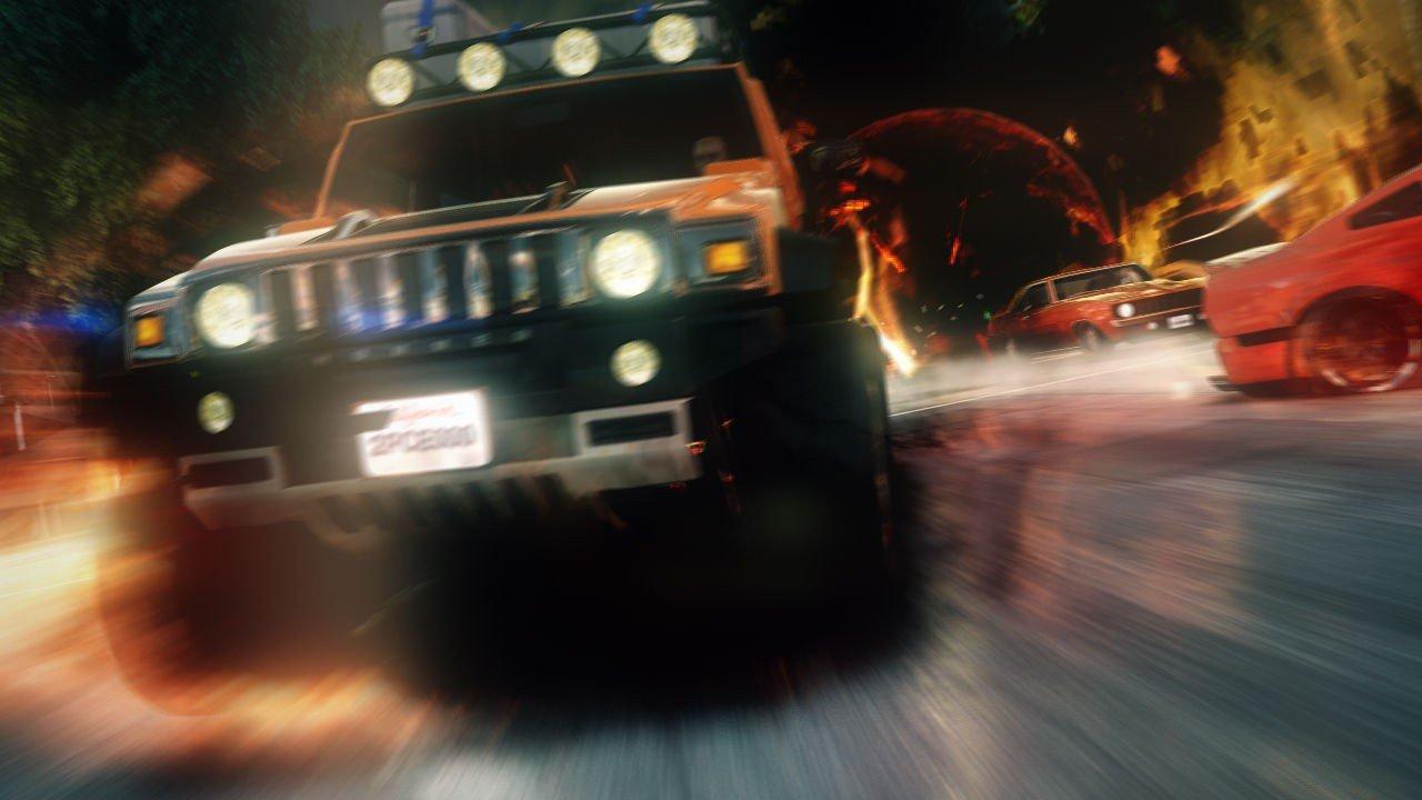 Grafikken under løpene er ikke spesielt god, men Blur har en rekke kvaliteter som bilspillentusiaster vil sette pris på.