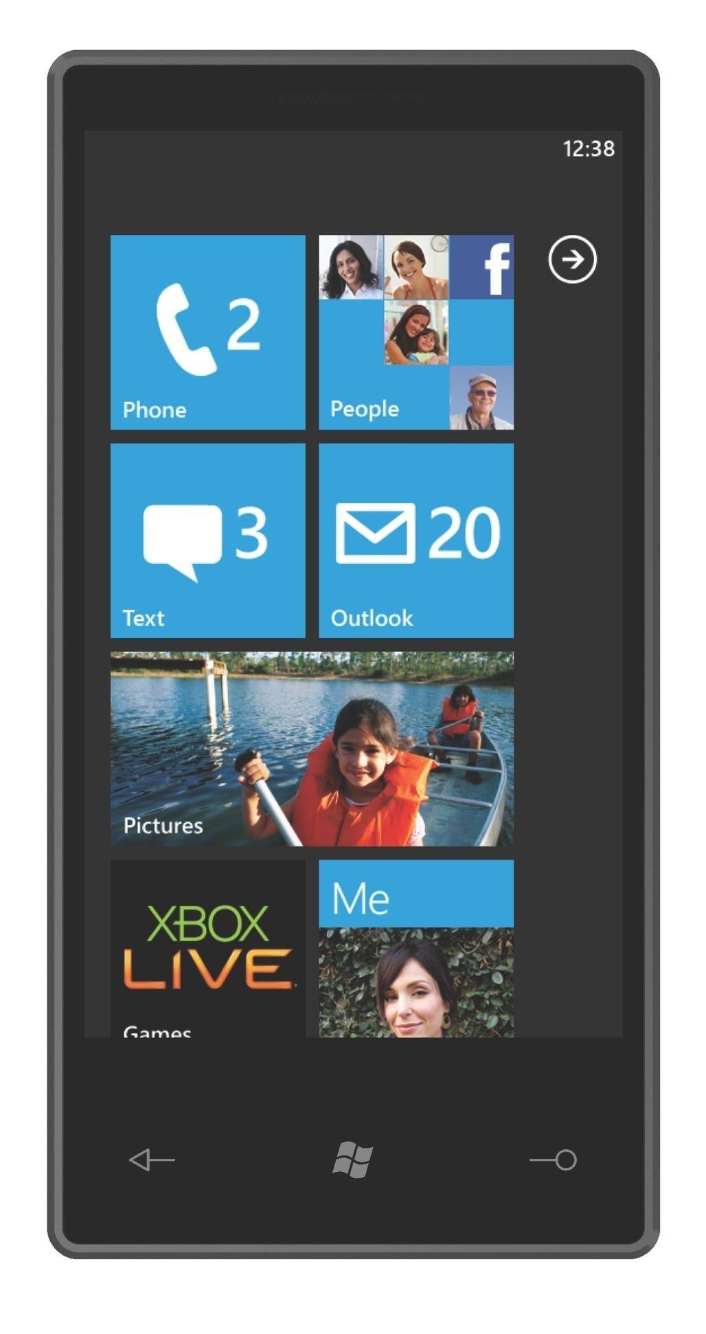 Microsoft satser tungt på mobilspill med Windows Phone 7