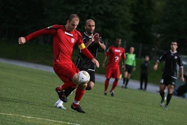 Friggs Kenneth Torvik Tønne avsluttet målfesten i 5-2 seieren mot Manglerud Star.