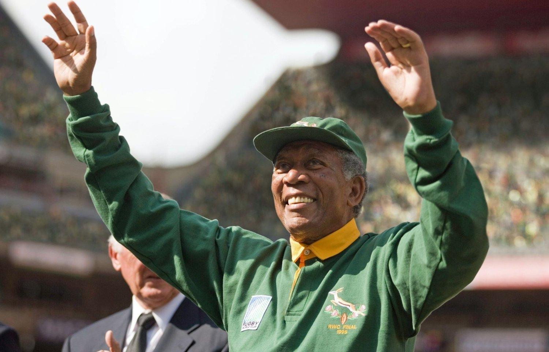 Morgan Freeman spiller Nelson Mandela i Clint Eastwoods 'Invictus», som slippes på DVD 1. september.