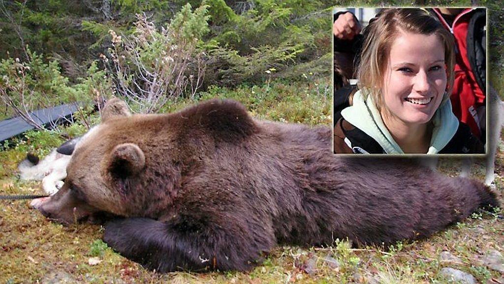 Bjørn Ida 19 Skjøt Bjørnen