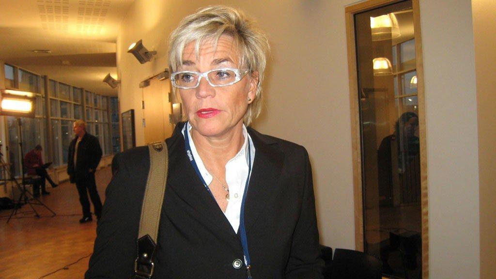 Advokat Gunhild Lærum er forsvareren til Lommemannen.
