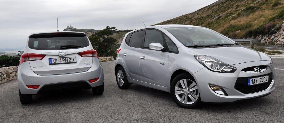 Den kompakte flerbruksbilen Hyundai ix20 er som såpeoperaer på tv: Mer av det samme. Men så er det jo nettopp slik mange vil ha det.