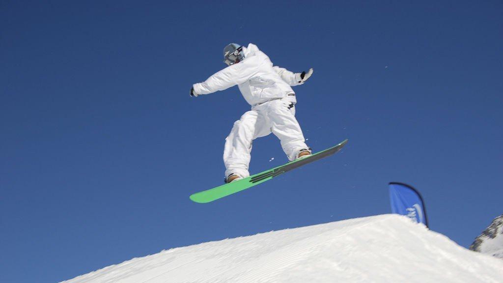 Hvor er Norges beste snowboardpark?