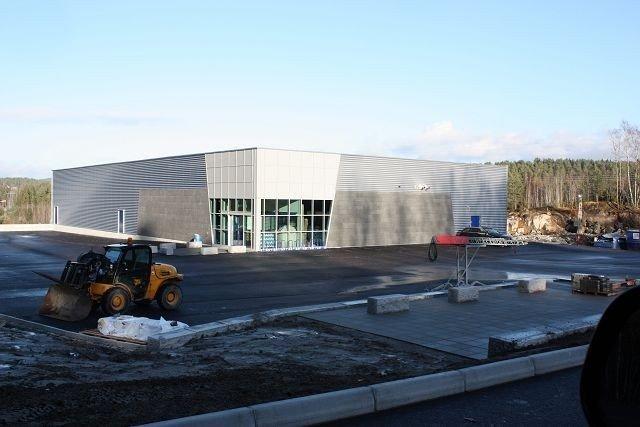 Onsdag kveld åpner den nye Rema 1000-butikken på Bjørndal.