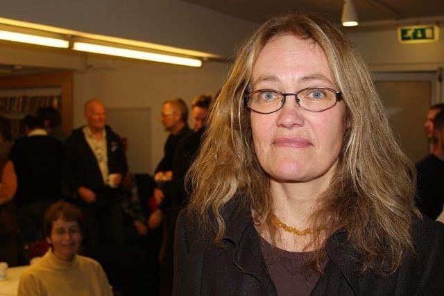 – Kanskje bør vi flytte kompetansearbeidsplasser til Groruddalen, foreslo forsker Susanne Søholt fra NIBR (Norsk institutt for byog regionsforskning.)