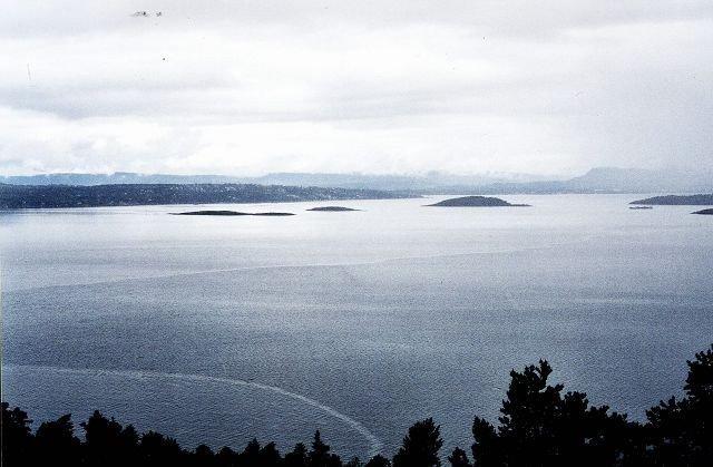 Hva skjedde med den islagte Bunnefjorden?