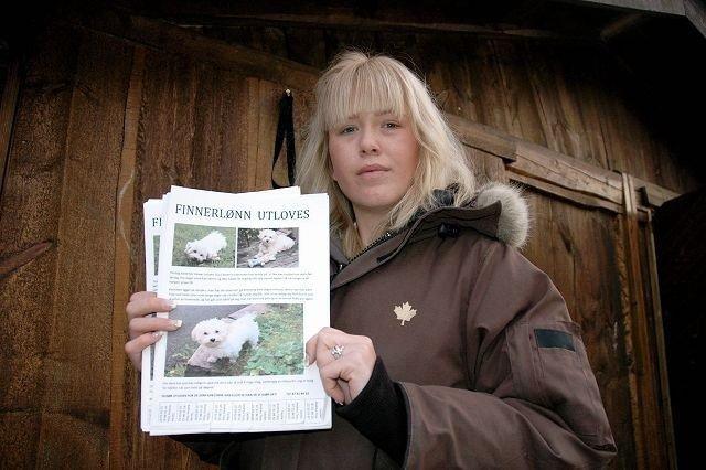 Cecilie Andrea Torp har ennå ikke gitt opp håpet om å få sin kjære Stewie tilbake.