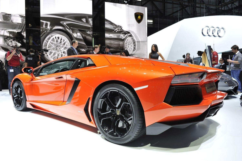 Hele 2011-produksjonen av Lamborghini Aventador er utsolgt