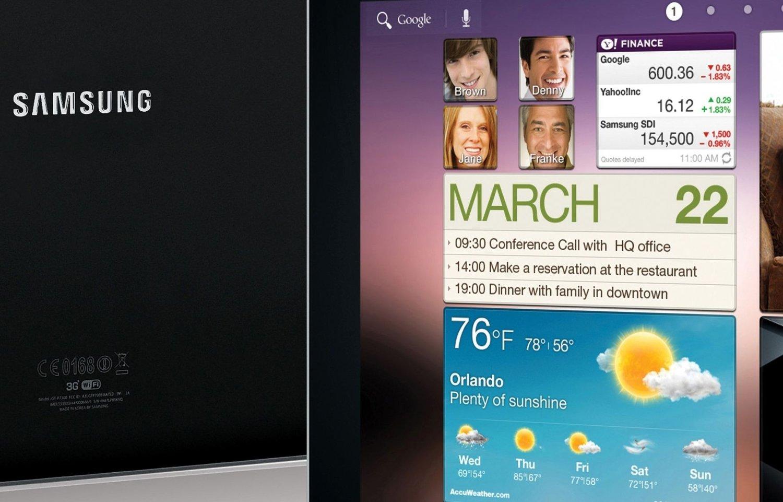 Galaxy Tab 10.1 blir tynnere og billigere.