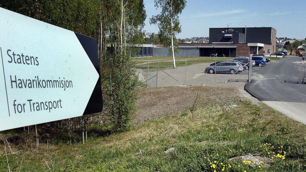 MISNØYE OG MISTRIVSEL: En arbeidsmiljørapport påpeker at det er liten grad av tillit mellom ansatte og ledelse ved Havarikommisjonen i Sophie Radichs vei i Lillestrøm.