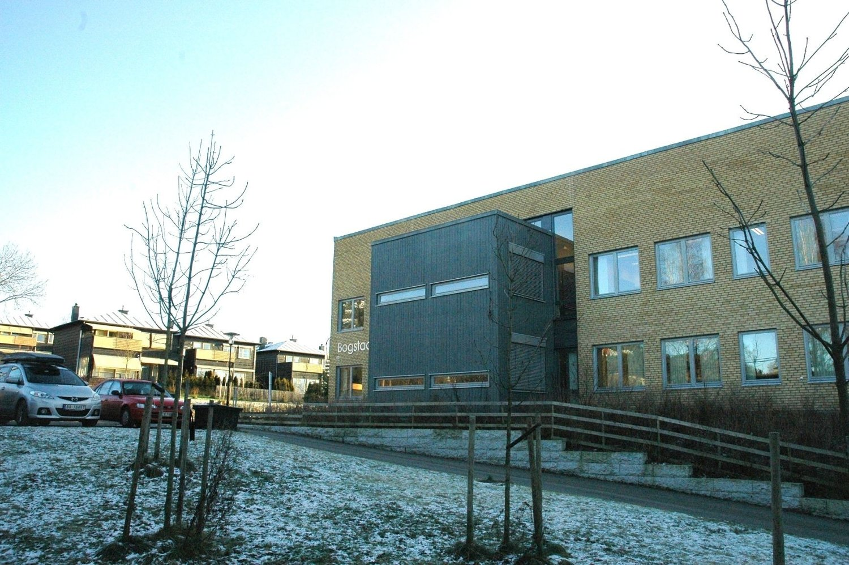Bogstad skole fikk et foreldreopprør mot organiseringen av gruppeundervisningen. ARKIVFOTO