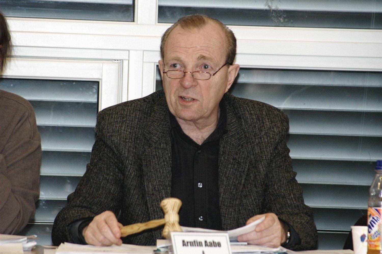 BEKYMRET: Arnfinn Aabø har vært BU-leder for Arbeiderpartiet i Bøler/Østensjø bydel i tilsammen 25 år, og liker ikke utviklingen.