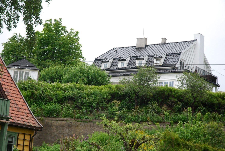 Denne villaen står i fare for å bli revet om ikke byutviklingskomiteen i rådhuset endrer Plan- og bygningsetatens innstilling.