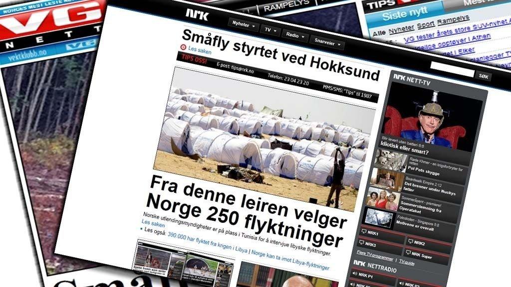 220e7685a NRK har passert VG Nett