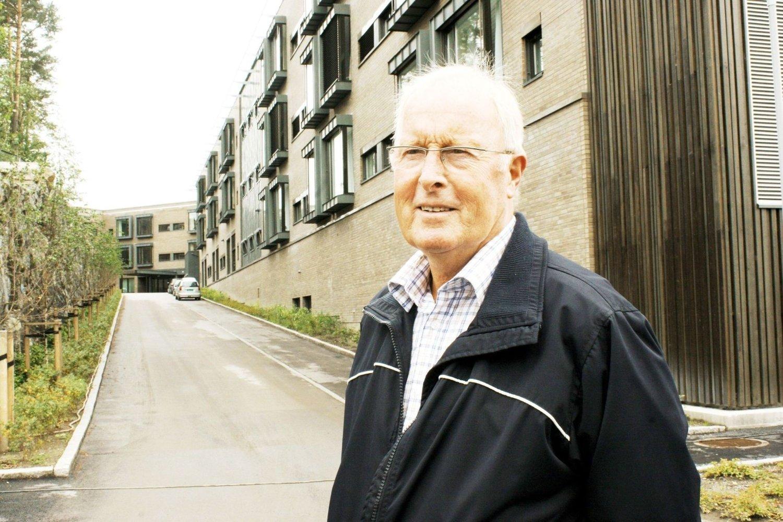 FÅR HJELP: BU-leder Karl P. Olsen og Bydel Stovner har bedt Byrådet om hjelp til å bekjempe støy fra Gardermoen Lufthavn. Nå er det gått brev tilFylkesmannen.