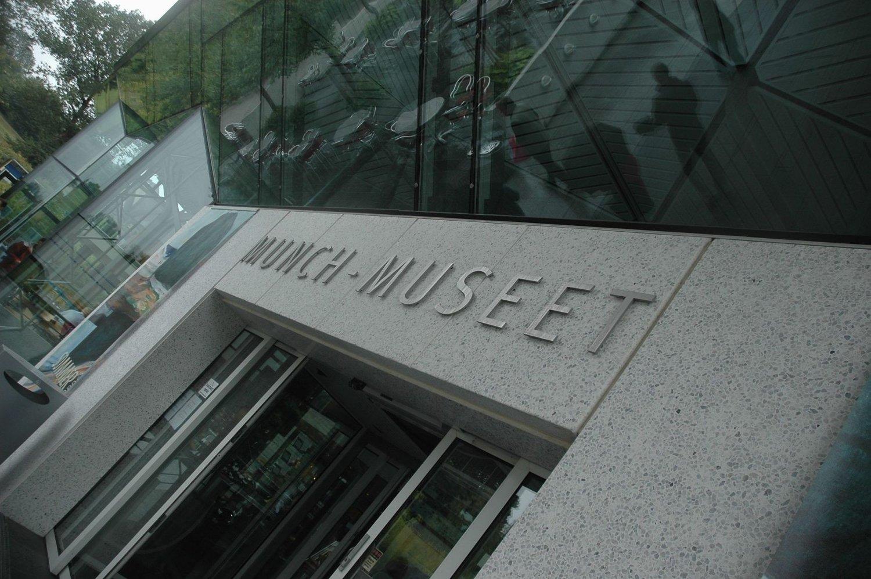 VIL SELGE: Frp foreslår å selge ut deler av Munch-museets kunst blant annet. Det får KrF til å reagerer kraftig.
