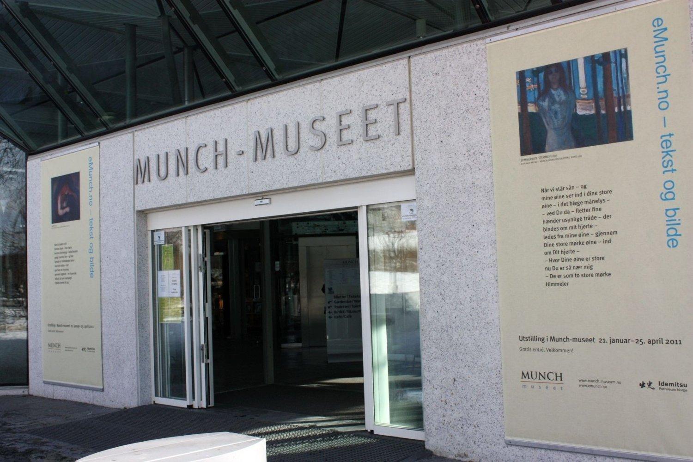 MUNCH-FORSKING: Munch-museet og Universitetet i Oslo har inngått en samarbeidsavtale om økt Munch-forskning. FOTO: Pegah Niku